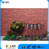 Lámpara solar del mosaico LED del precio conveniente agradable de la calidad