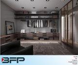 Belüftung-Vorstand-hölzerne Schlafzimmer-Wandschrank-Tuch-Garderobe