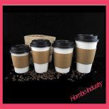 Copo de papel do café Biodegradar-PLA quente de superfície de Matt (TIPO de NEW&HOT)
