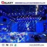Schermo dell'interno popolare dell'affitto LED di colore completo video per il concerto di congresso della fase di esposizione