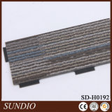 Madera Decorativa Acabado de Madera Panel de Piso Laminado