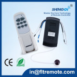 遠隔制御装置ACモータ速度のコントローラ