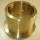 A precisão que a carcaça centrífuga parte o bronze flangeou bucha
