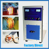 鋼鉄ハードウェアの鍛造材のための160kw誘導加熱機械