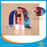 Station mobile solaire de charge et pour l'écran LCD