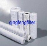 cartucce di filtro dal sedimento della ferita della stringa di 5um pp per il trattamento delle acque
