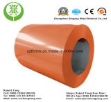 Aluminium d'enduit de couleur de PE pour le matériau de toiture
