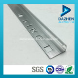 Profil en aluminium de 6063 pentes pour la garniture de tuile avec différentes couleurs