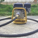 Fabrication initiale de tisonnier de vibrateur concret de boyau de vibrateur concret d'arbre de vibrateur concret