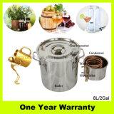 Kingsunshine 8L/2gal Hauptbrew-Geräten-Edelstahl-Wasser-Destillierapparat mit gutem Preis