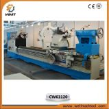 Machine horizontale lourde de tour en métal de CW62100 CW62100A