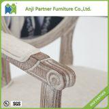 工場は直接提供する品質の木の食事の椅子(ジェシカ)を