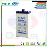 Bateria acidificada ao chumbo barata de Oliter 2V 200ah