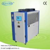 Refrigerador refrescado aire industrial para la máquina de la inyección