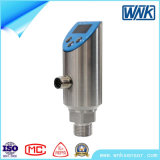 Transductor llano electrónico del acero inoxidable IP65/IP68 con la salida 4-20mA/0-10V/0-5V/Modbus