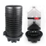 Закрытие соединения оптического волокна приложения Jonit купола 288 сердечников вертикальное