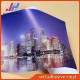 Selbstklebendes Vinyl für Druckerschwärze