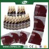 병 마개와 병 목을%s PVC 수축 소매 레이블