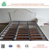 MDFのホーム寝室のための現代記憶のベッド