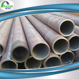 Tubo del tubo de acero hueco/del acero sin procesar/tubo de acero soldado con poco carbono