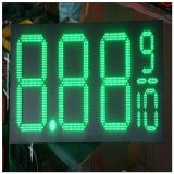 Muestra de número usada del dígito de la gasolinera LED