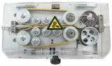 Doppelte Enden-Terminalquetschverbindenmaschine mit dem Dichtungs-Einschieben