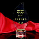 Neue Art-optischer Kristall-Preis-Raum-Plaketten-Kristall-Trophäe