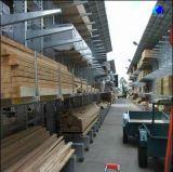 Cremagliera industriale selettiva della trave a mensola di memoria del magazzino resistente