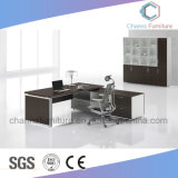 Mesa grande de la oficina del mobiliario de la base del metal del tamaño grande