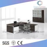 Tableau à base métallique moderne de bureau de meubles de gestionnaire de tailles importantes