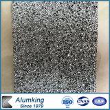 Mousse en aluminium en pierre foncée/légère d'Emperador