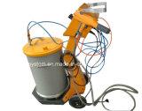 Sistema di rivestimento intelligente della polvere con la pistola a spruzzo della vernice