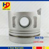 Peças de motor Diesel H07D para OEM número do pistão (13216-1980)