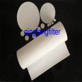 Membrana hidrofóbica del filtro de PVDF para el gas y las soluciones corrosivas