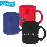 11oz 승화 유리제 색깔 변화 컵은 공급자를 비운다