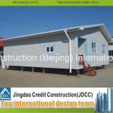 쉬운 조립식 살아있는 집을 설치하십시오
