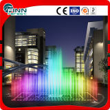 Water Feature Underground Multicolored Floor Water Fountain 옥외 Indoor