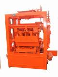 Kleine konkrete Ziegelstein-Maschine/Maschinerie des Kleber-Qt40-1