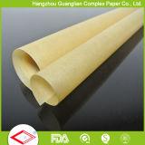 Folhas resistentes ao calor do papel do cozimento do silicone de Ovenable