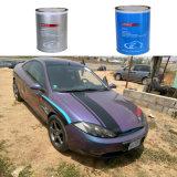 цветастая краска автомобиля брызга сплошного цвета 1k жидкостная