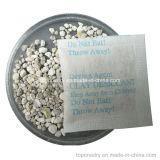 Natürliches Rohstoff-Montmorillonit-Trockenmittel für Zucker und Pharmaindustrie