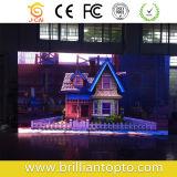 P4 die Türkei Innen-SMD farbenreiche LED Video-Wand