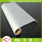 Hojas a prueba de calor del papel de la hornada del silicón de Ovenable