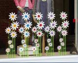 O indicador de estática da flor do grande tamanho bonito feito sob encomenda do preço de fábrica adere-se