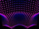 La sfera 300 Winchled e Sphere50 bianco di DMX LED gradice l'indicatore luminoso cinetico