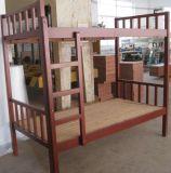나무로 되는 2단 침대 침실 가구 (HW-B55)