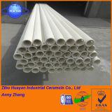 Alumina Ceramische Buizen met hoge weerstand voor de Ovens van de Rol