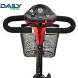 Миниый самокат удобоподвижности Suspenstion 4 колес электрический с колесами твердого тела 9inch