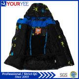 O esqui acolchoado acolchoado morno dos miúdos do inverno veste a fábrica do revestimento do revestimento (YSJ114)