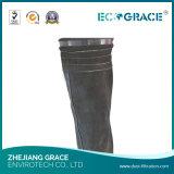 Sacchetto filtro del tessuto della vetroresina, sacchetto filtro della fibra di vetro, sacchetto filtro della polvere della vetroresina